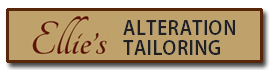 Ellies Alteration and Tailoring Logo